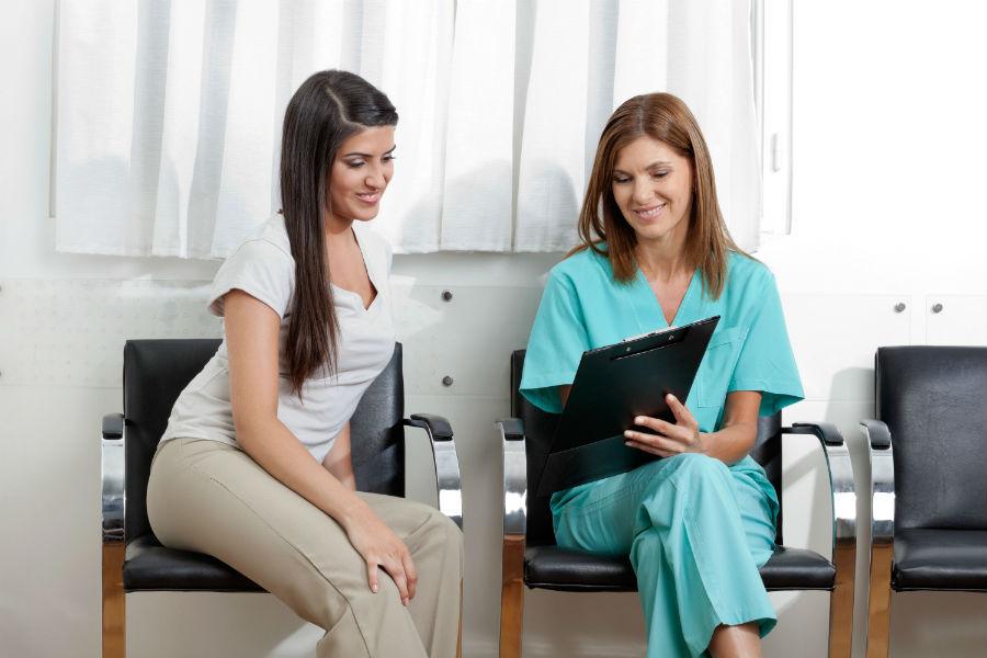 Акция «Женское здоровье». Комплексное гинекологическое обследование