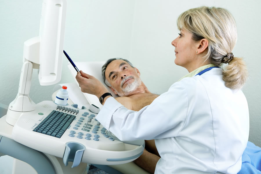 Комплекс УЗИ для мужчин: обследование всех органов