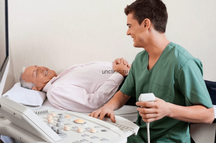 урологическое узи