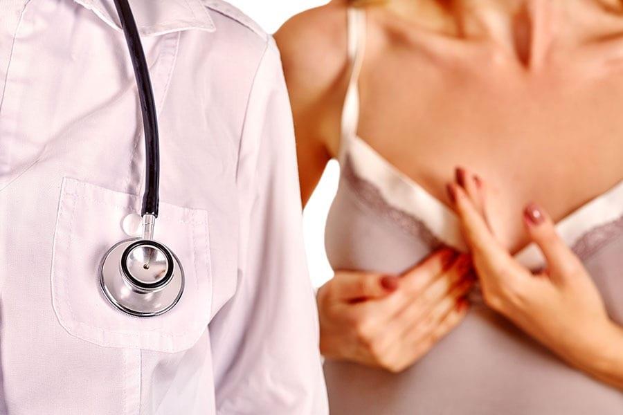 Когда лучше проверять грудь