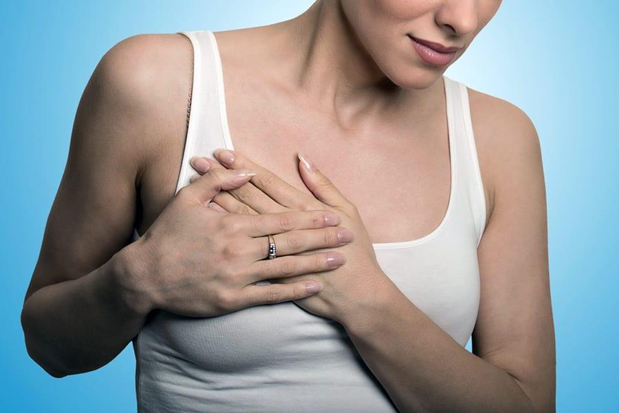 Мастодиния – боль в груди