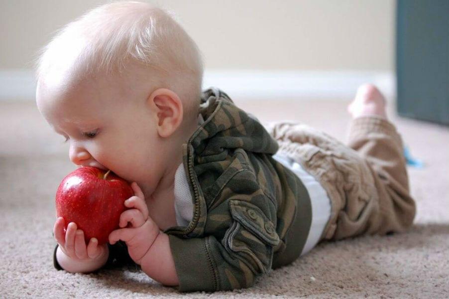 Как уберечь ребенка от дизентерии