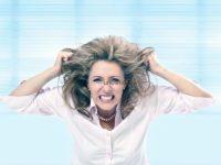 Хронический стресс — симптом гормональных нарушений