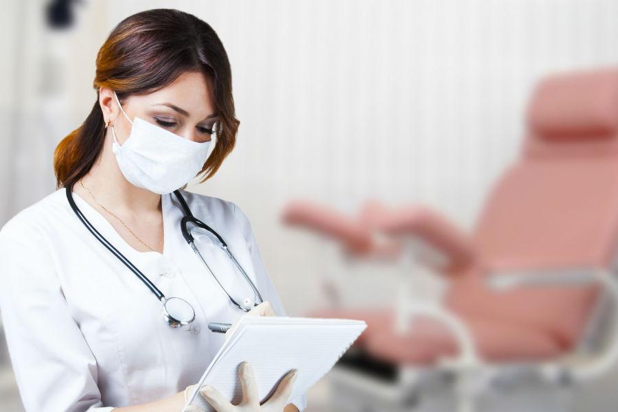 Прием-осмотр у хирурга-гинеколога