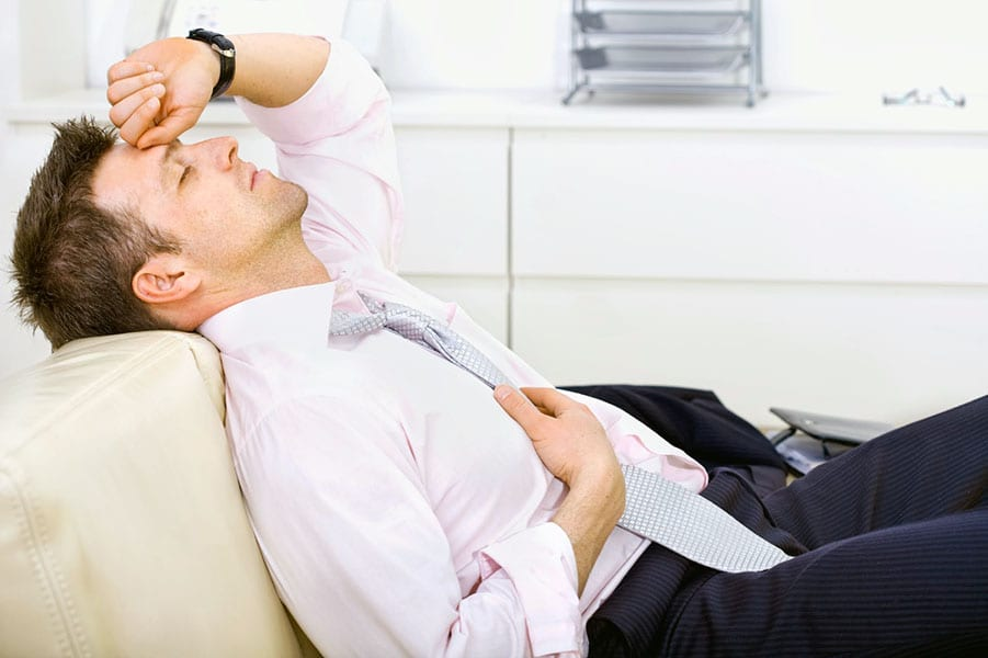 Интоксикация: стадии, причины и лечение
