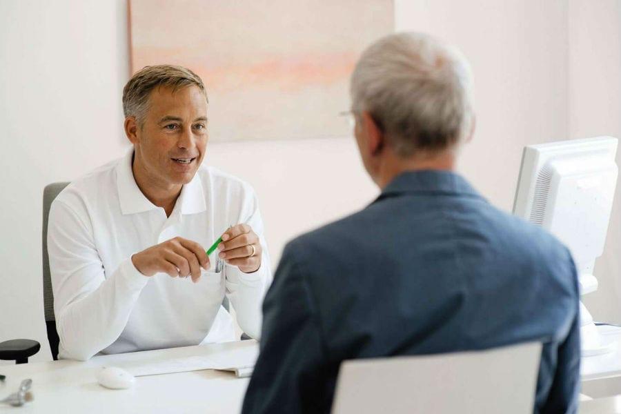 Склероз предстательной железы: диагностика и лечение