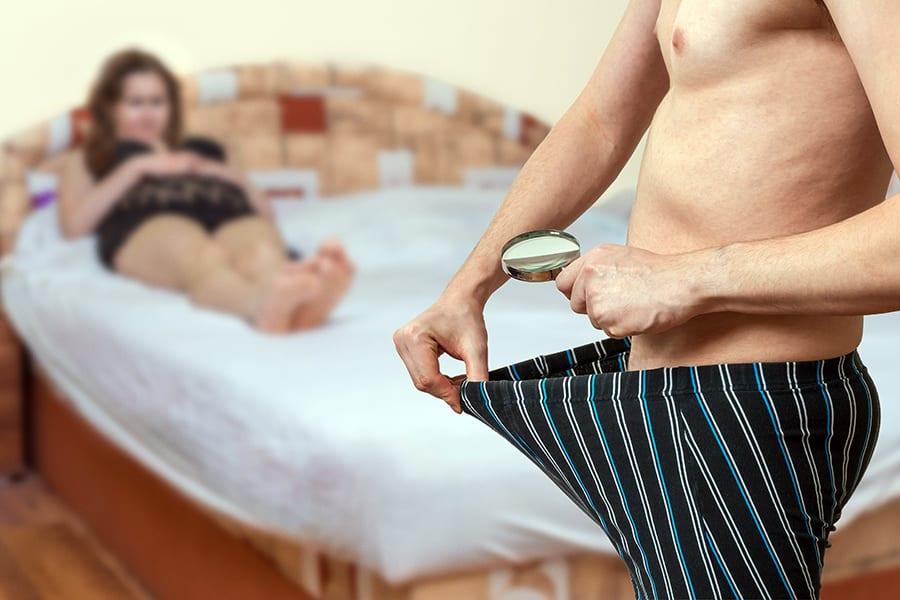 Сыпь на половых органах мужчины