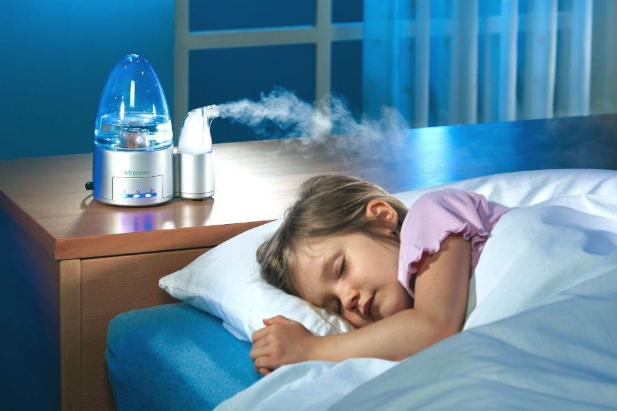 Сухой воздух ослабляет защиту от вирусов гриппа