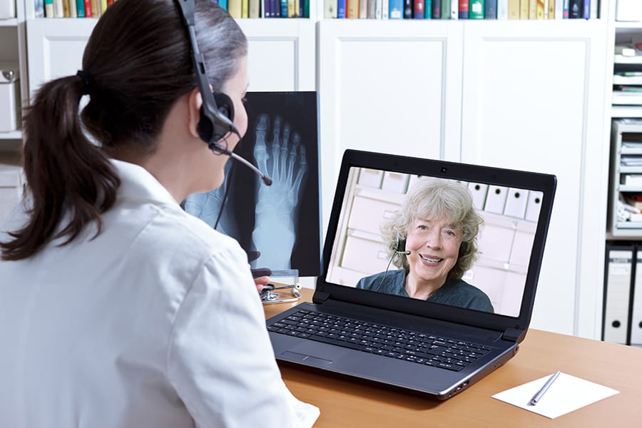 У пациентов будут брать согласие для проведения дистанционной врачебной консультации