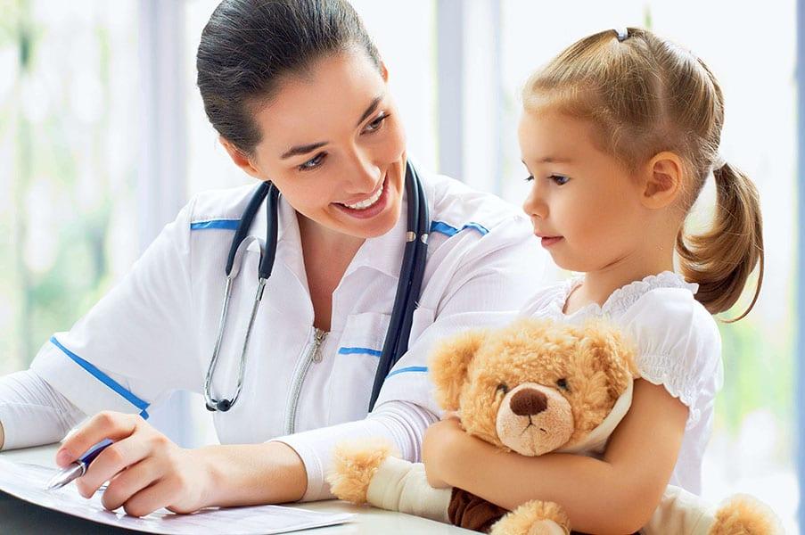 Детское здравоохранение: дан старт новым программам