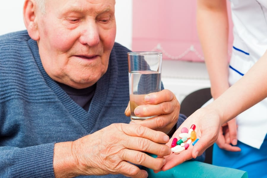 Антидепрессанты увеличивают риск слабоумия