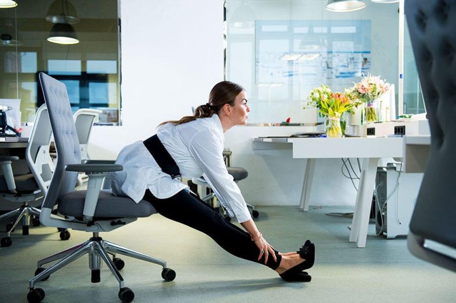 Упражнения в офисе 2