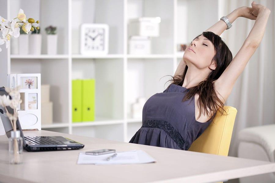 Упражнения в офисе 3