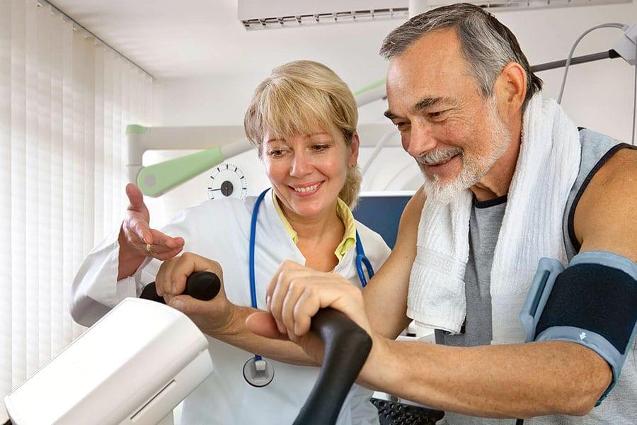 К 2020 году в каждой больнице должен быть врач-реабилитолог