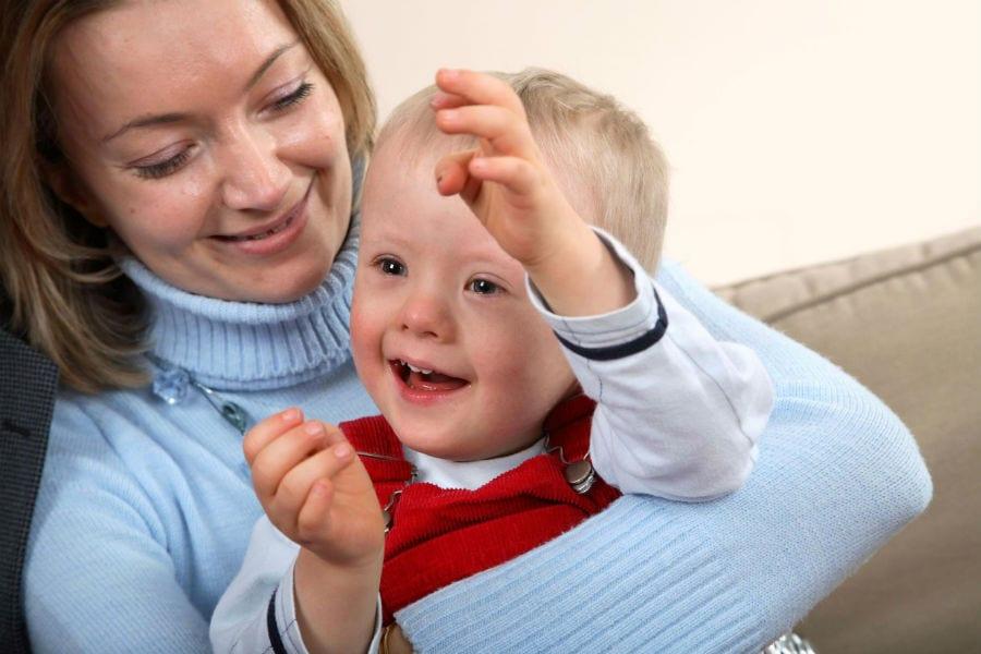 Дети с синдромом Дауна имеют право на жизнь