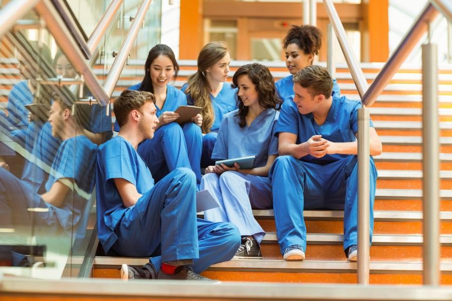 В России составят реестр студентов-медиков