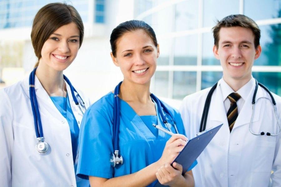 В Питере много хороших врачей