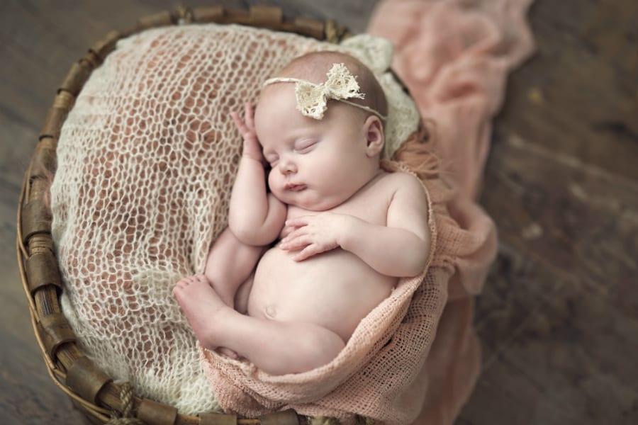 Девочка родилась через 2 месяца после смерти матери