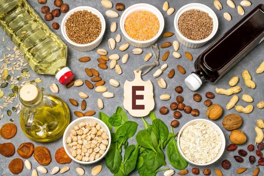 Витамин Е, или «витамин молодости»