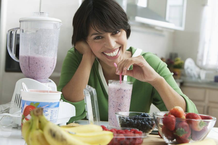 Жидкая диета: особенности и меню