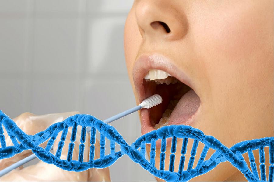 ДНК -тест