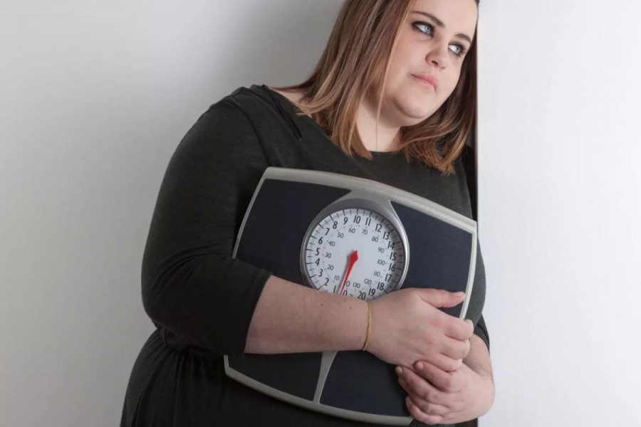 Лишний вес и депрессия