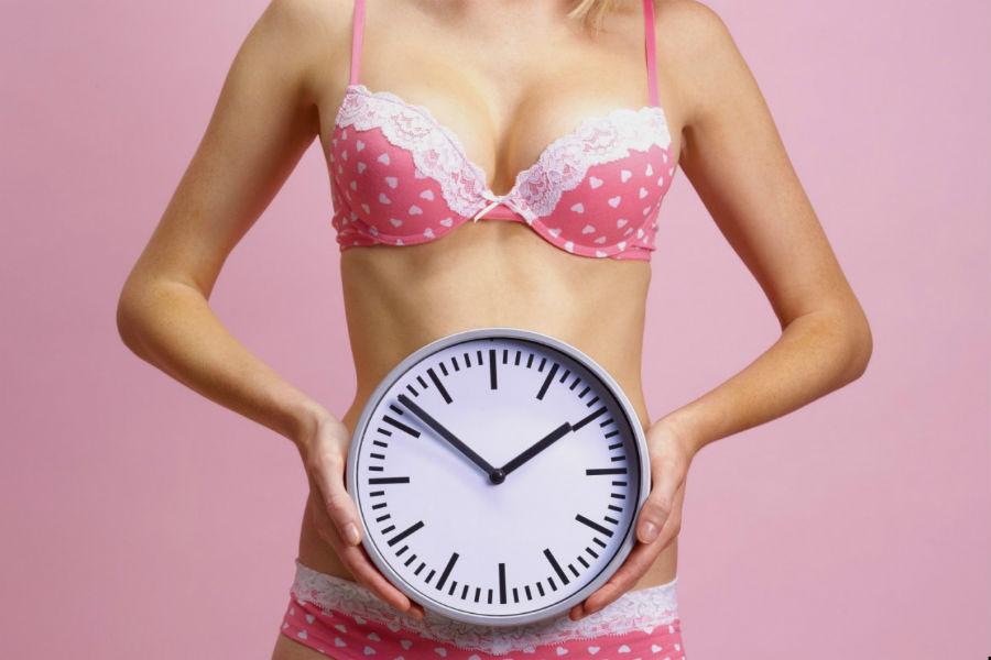 Сколько длится менструальный цикл в норме