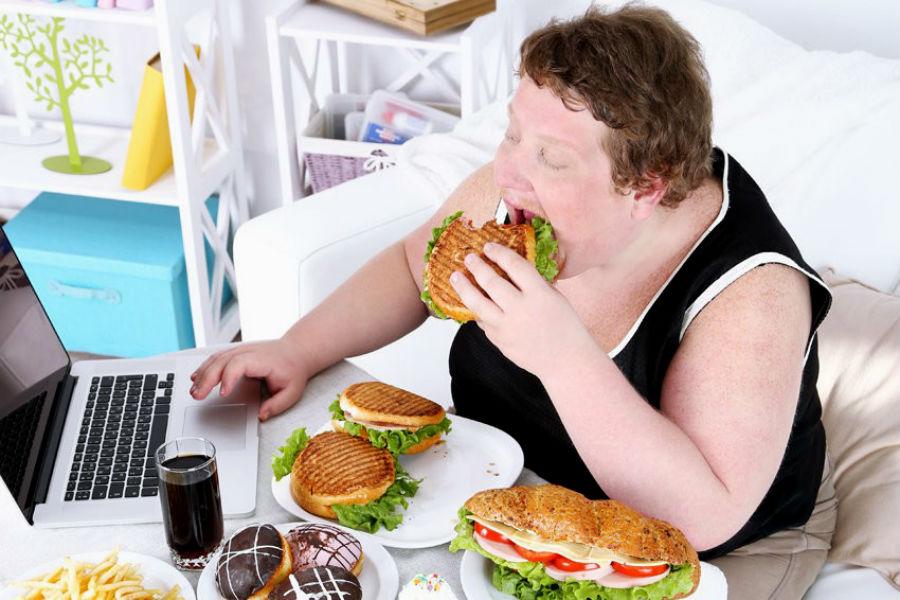 Ожирение снизило продолжительность жизни на 3 года