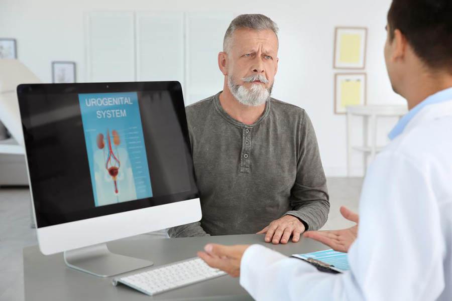 Рак мочевого пузыря: симптомы, диагностика, лечение