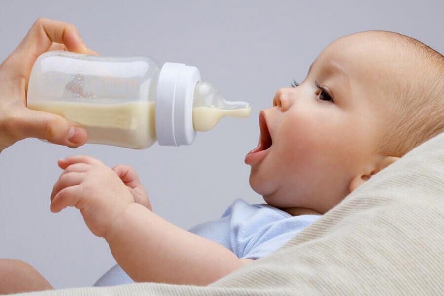 В детском питании обнаружено опасное масло