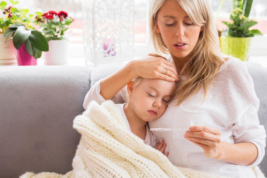 Энтеровирус вызывает параличи у детей