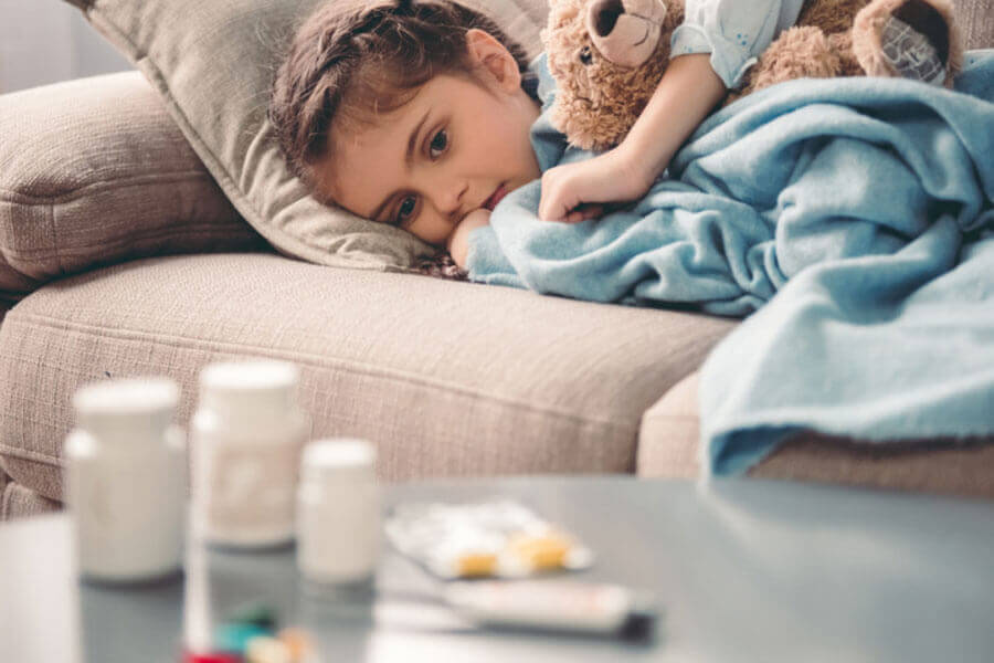 Ротавирус провоцирует сахарный диабет у детей