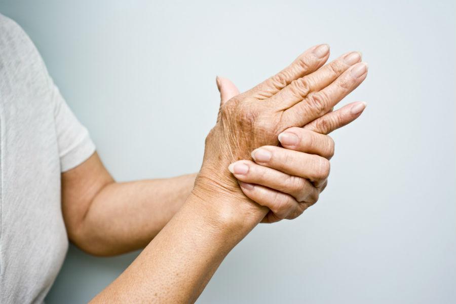 Дрожание рук