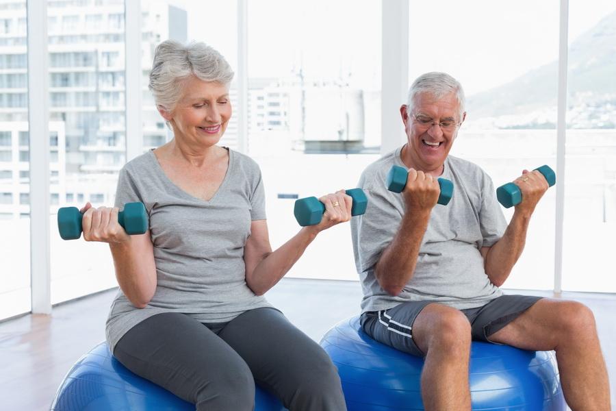 Физкультура в пожилом возрасте