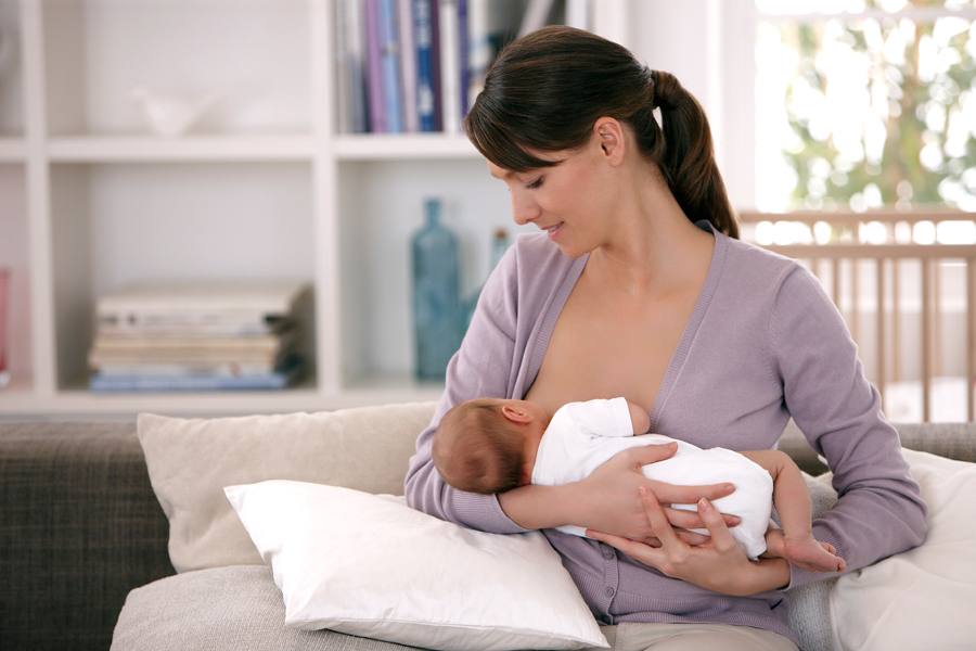 Ученые доказали пользу грудного вскармливания