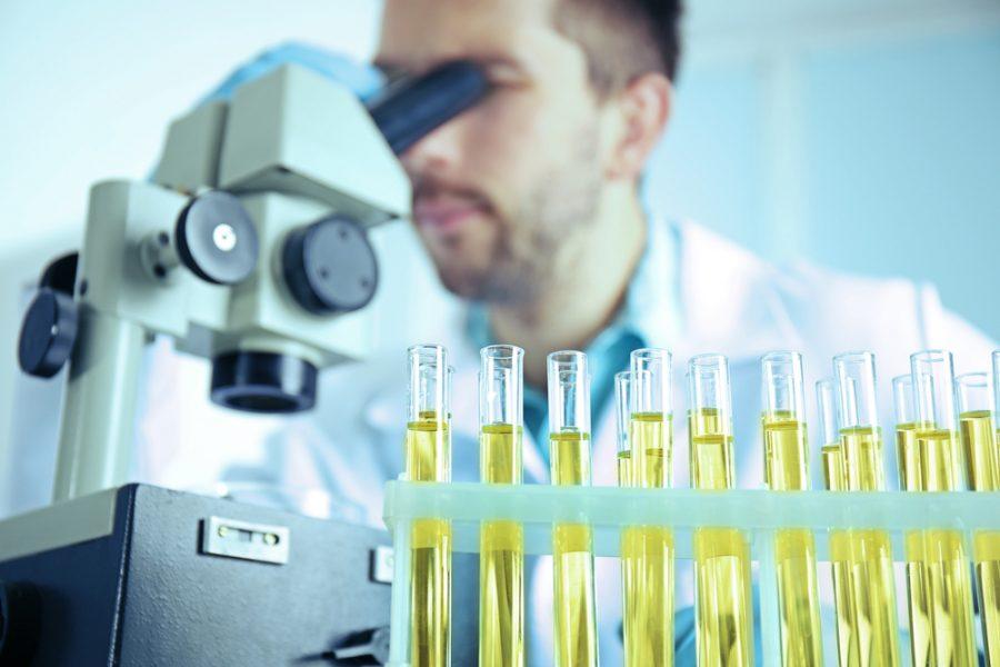 Новый биомаркер на рак простаты в моче