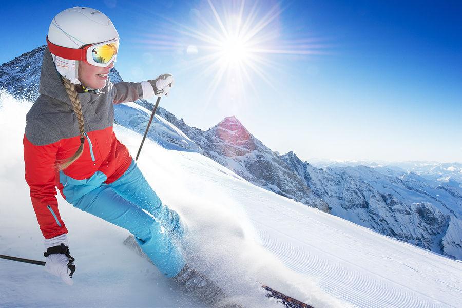 Лыжи против возрастного слабоумия