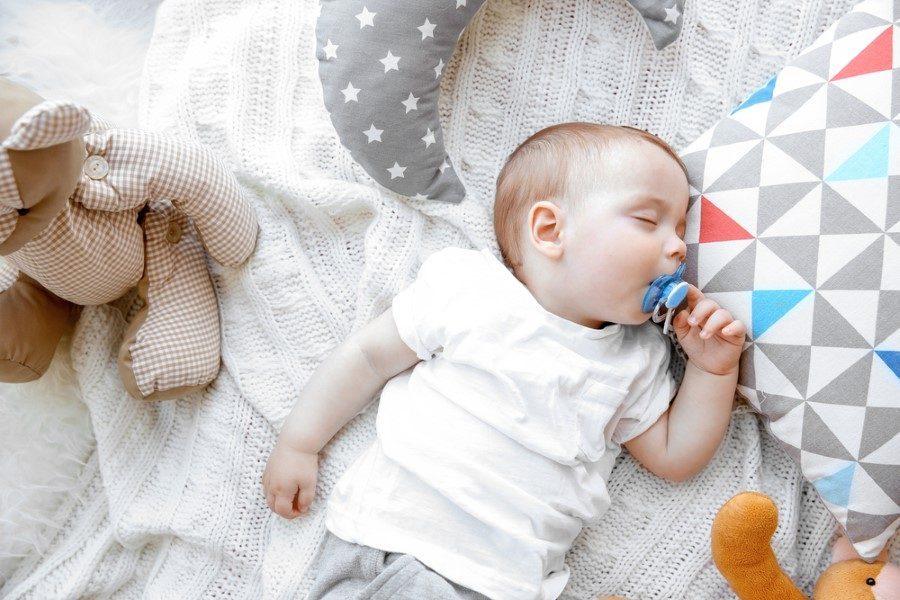 Создана специальная тест-соска для малышей-диабетиков