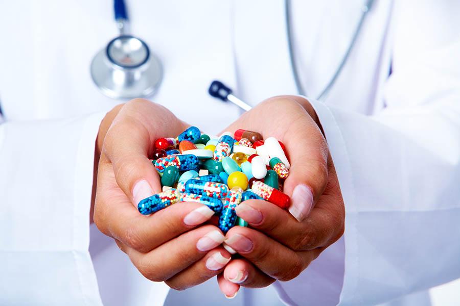 Новые антибиотики