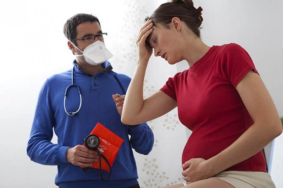 Каждую третью женщину ждет осложненная беременность