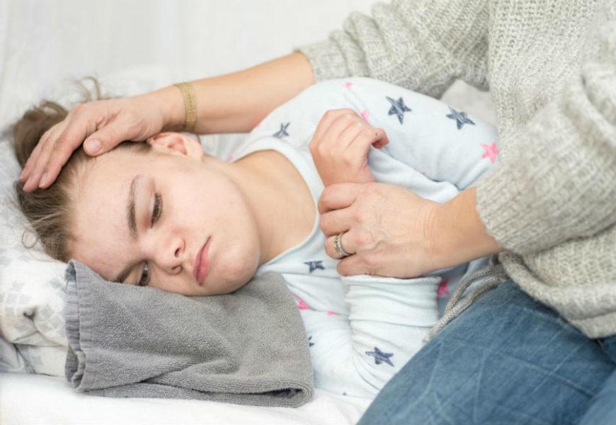 Ребенок с эпилепсией