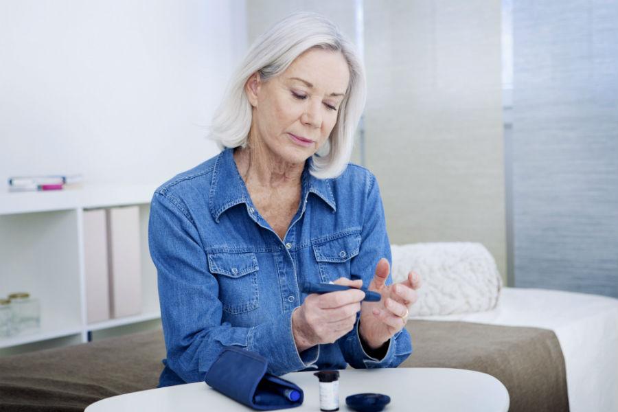 Диабет наиболее опасен для женщин