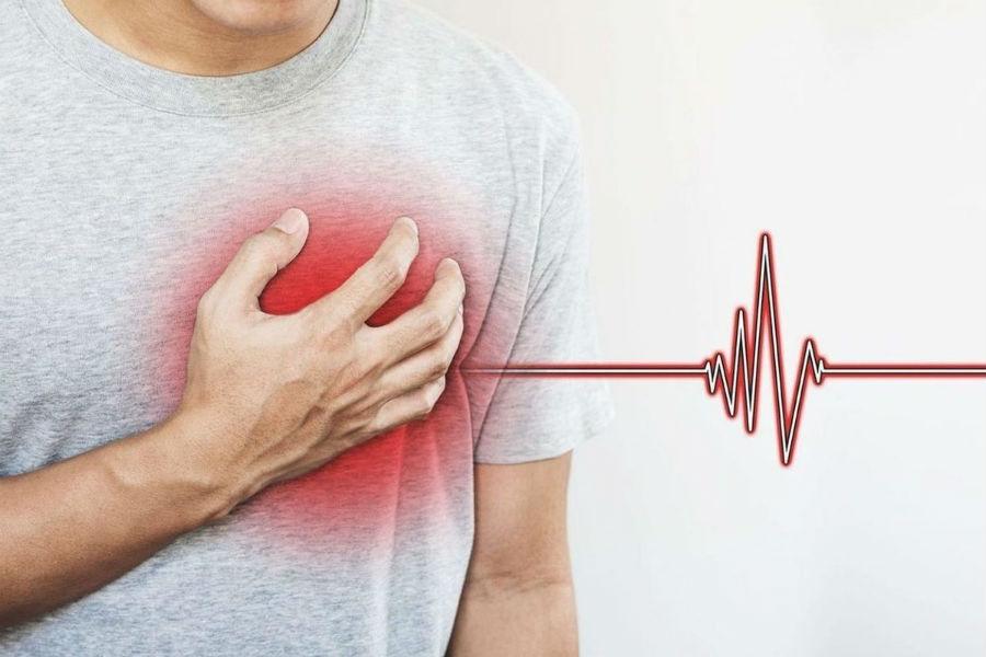 Сердечно-сосудистый приступ