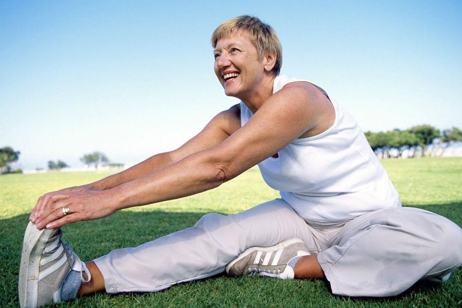 Спорт улучшает шансы при раке молочной железы