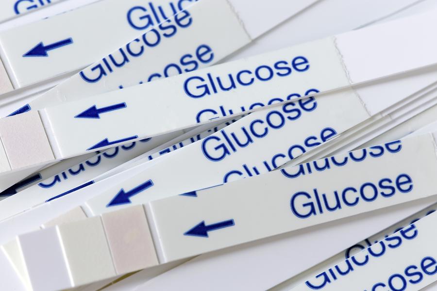Тест на глюкозу