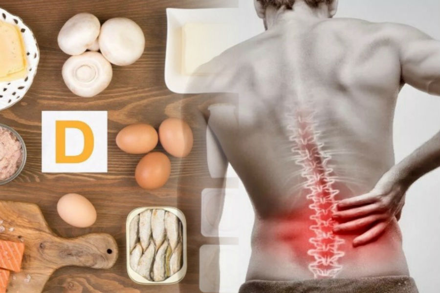 Повышение дозы витамина D не улучшает состояние костей