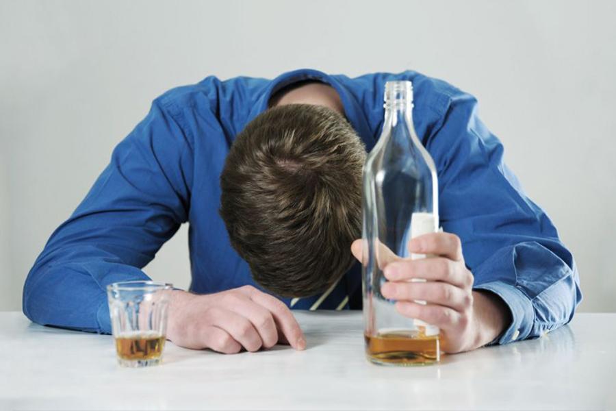 Ученые обнаружили схему возникновения алкогольной зависимости
