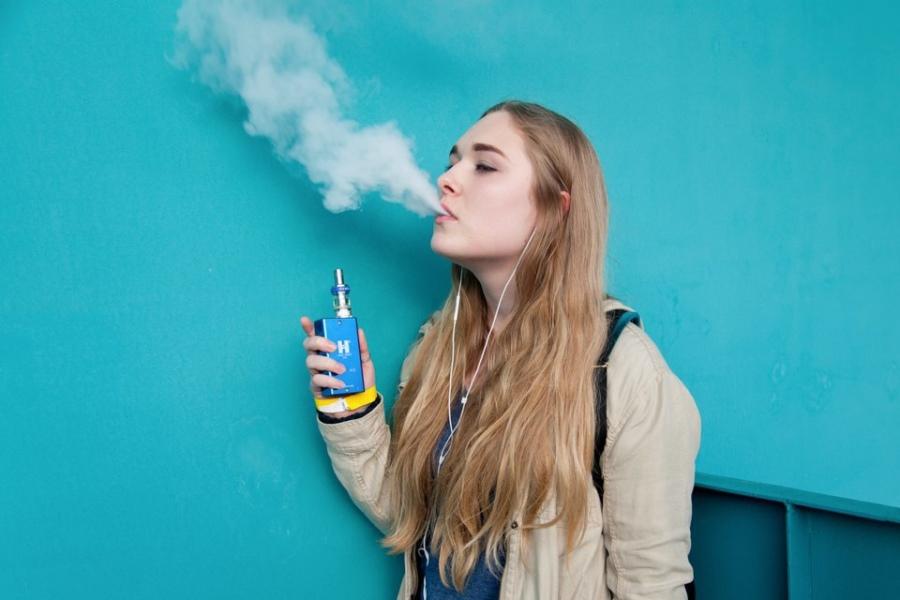 Электронные сигареты: пропуск на тот свет