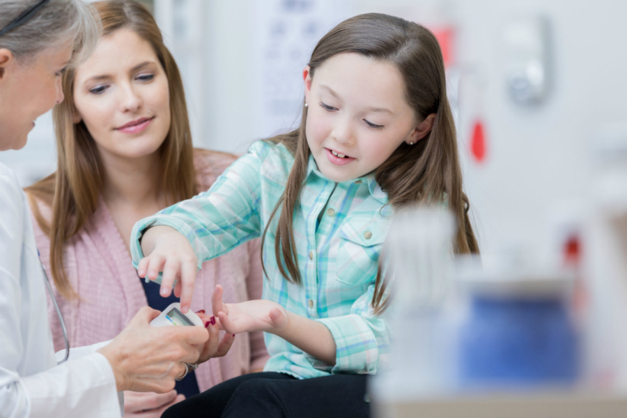 Как диабет у детей разрушает почки