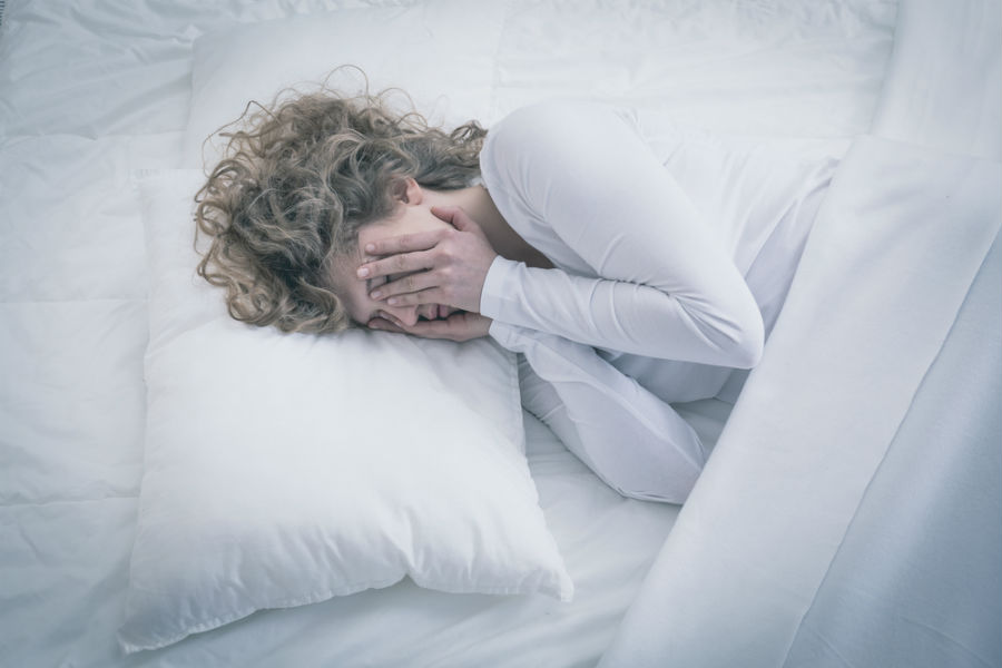 Плохое качество сна